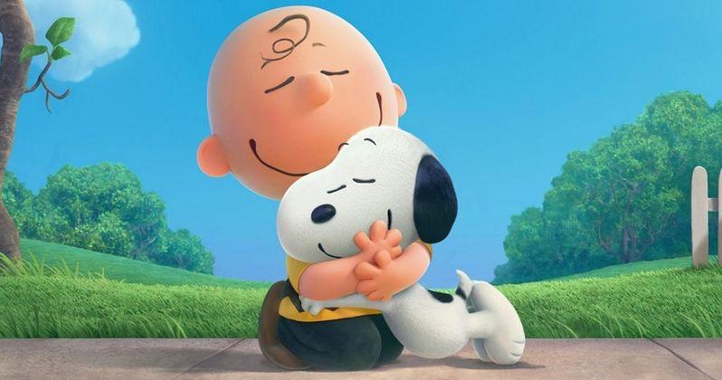 Peanuts Movie Trailer #5 Dreams Big with Charlie Brown & Snoopy