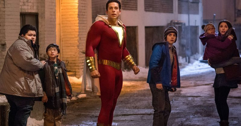Shazam 5-Movie Plan Revealed by Mary Marvel Actress?