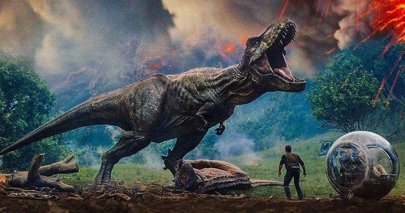 Jurassic World 2 Will Set Up Jurassic World 3 Story