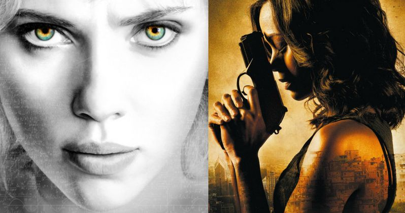 Lucy 2 & Colombiana 2 Planned, Will Johansson & Saldana Return?