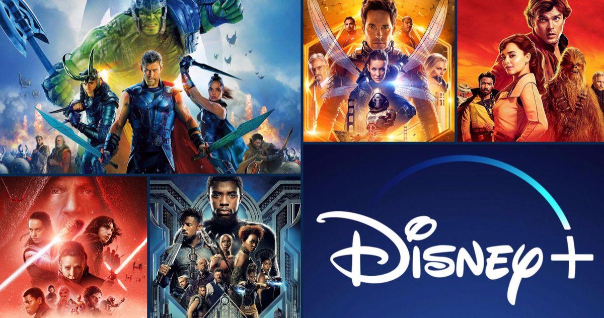 Disney+ Announces Missing Marvel & Star Wars Movie Release Dates