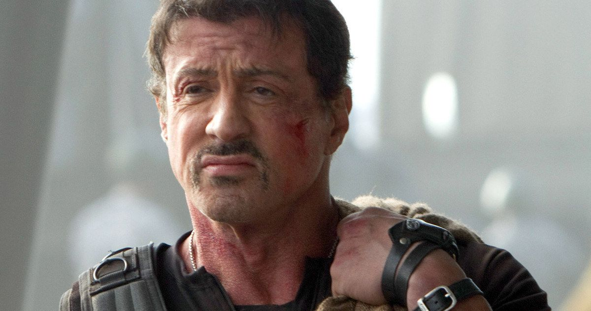 Stallone Confirms He's...