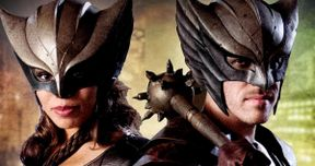 Flash & Arrow Crossover Preview Has Hawkman Fighting the Heroes