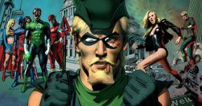 What Happened to DC's Green Arrow Prison Break Movie?