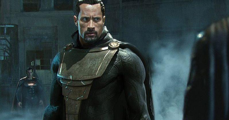 The Rock's Black Adam Movie Will Finally Shoot Late Next Year
