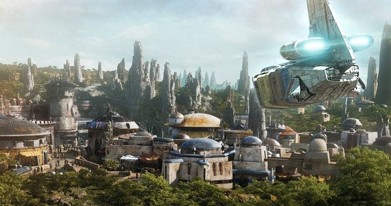 New Star Wars Planet Revealed at Disneyland