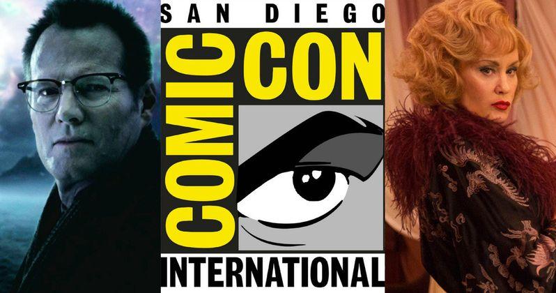 Comic Con 2015 Sunday Schedule