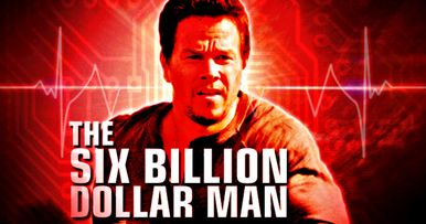 Six Billion Dollar Man Lands Oscar Nominated Writer