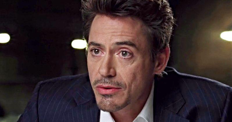Watch Robert Downey Jr.'s Original Iron Man Screen Test Included on Endgame Blu-ray