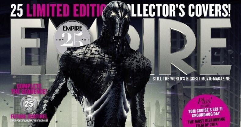 15 More X-Men: Days of Future Past Empire Magazine Covers