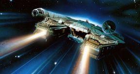 Leaked Star Wars 7 Set Photos Go Inside the Millennium Falcon