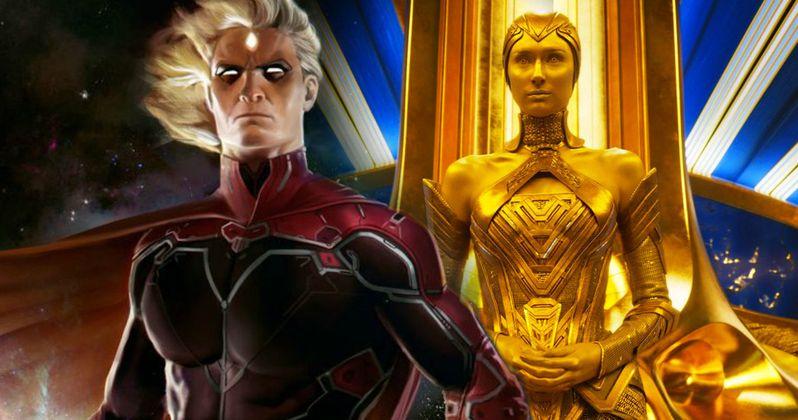 Adam Warlock Will Not Show Up In Avengers: Infinity War