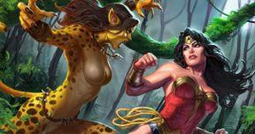 Wonder Woman 2 Villain Is Cheetah?
