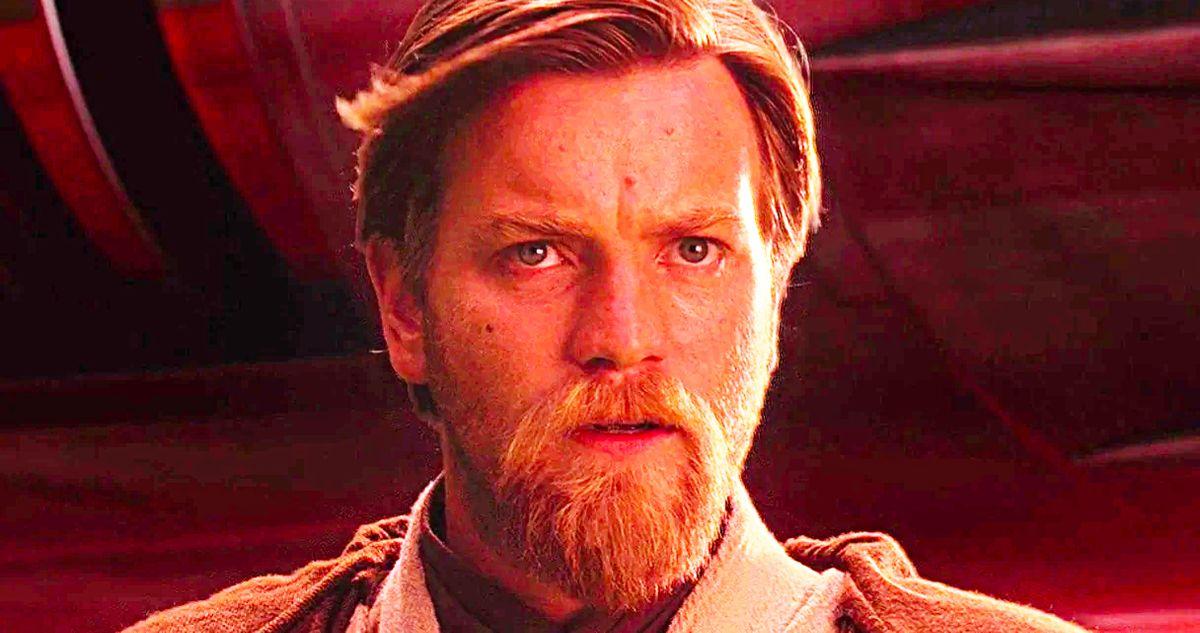 Ewan McGregor Calls Obi-Wan Series Drama 'Bulls---'