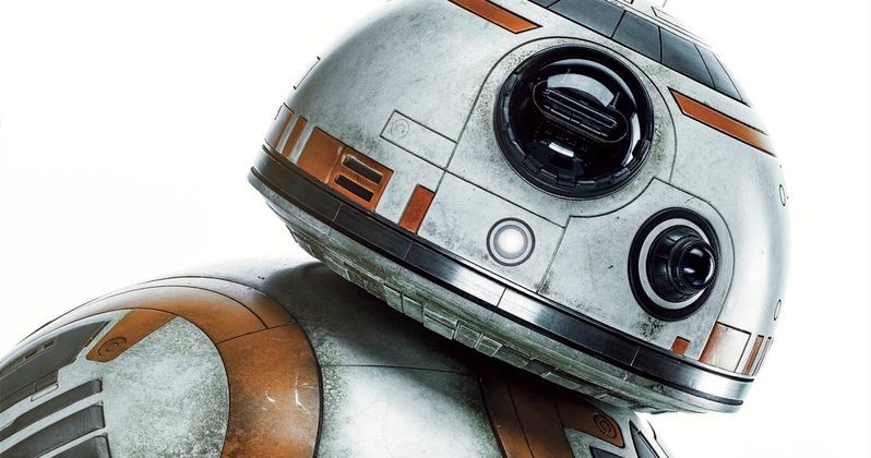 Here's What BB-8 Almost Looked Like in Star Wars: The Force Awakens