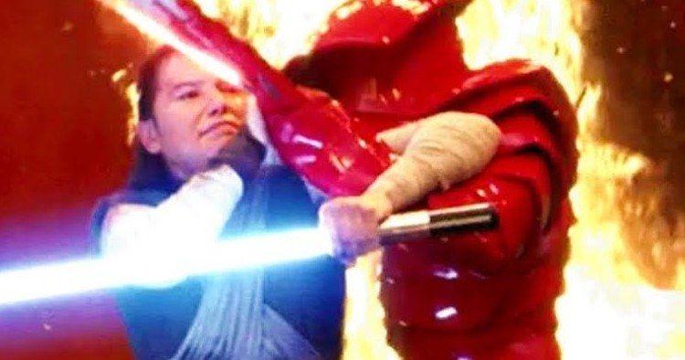 Huge Last Jedi Continuity Error Proves Rey Should Be Dead?