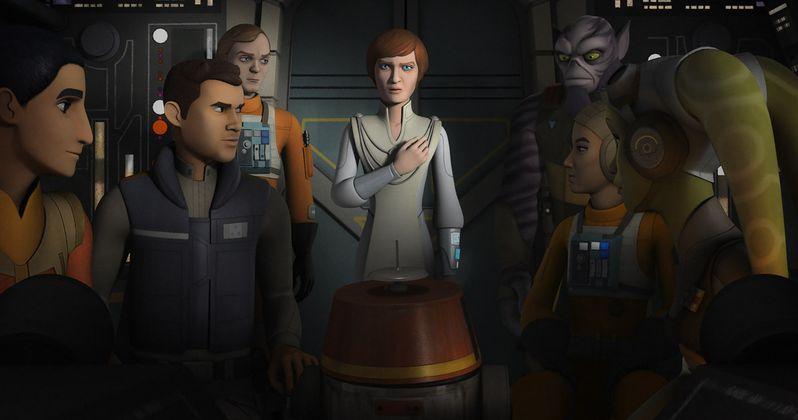 Star Wars Rebels Renewed for Season 4 on Disney XD