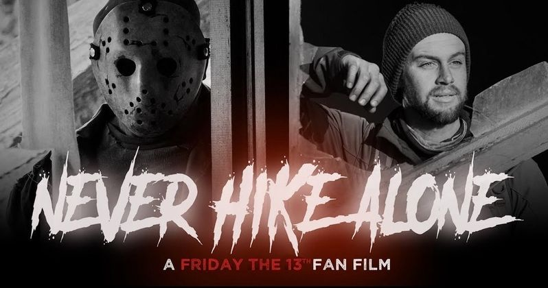 Friday the 13th Fan Film Never Hike Alone Launches 2nd Blu-ray Campaign