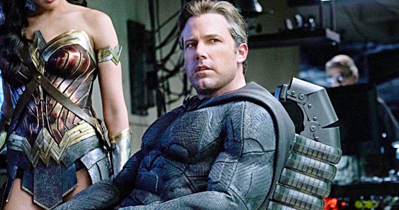 Ben Affleck Still Wants to Be Batman in the DCEU?