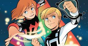 Power Pack Movie Is Still Rolling Forward at Marvel