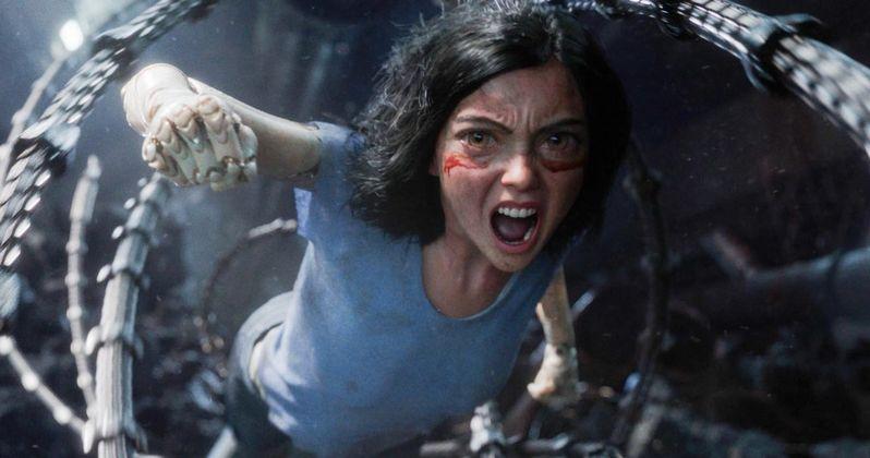 Alita: Battle Angel Review: Stunning, Melt Your Eyeballs 3D Action