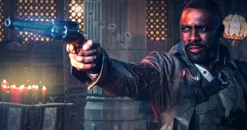 First Dark Tower Footage Has the Gunslinger Ready for War