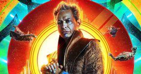 Jeff Goldblum Says Grandmaster Survived Infinity War