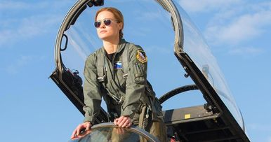Brie Larson Almost Said No to Captain Marvel