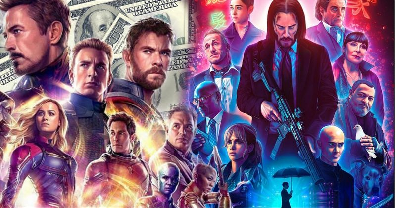 Will John Wick 3 Finally Take Down Avengers: Endgame at the Box Office?
