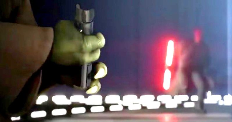 Star Wars Battlefront 2 Trailer Leaks Before Star Wars Celebration