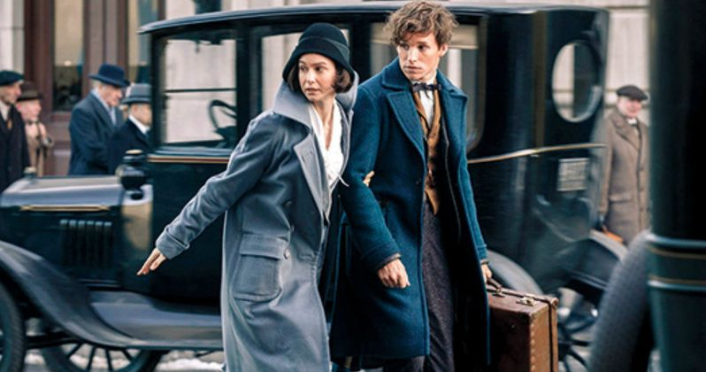 Fantastic Beasts Story and Character Details Revealed