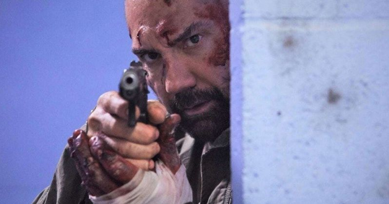 Final Score Trailer: Bautista Beats on Terrorists in a Bomb-Rigged Stadium