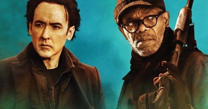 Stephen King's Cell Trailer Reunites John Cusack & Samuel L. Jackson