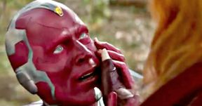 Vision Runs Out of Time in New Infinity War Preview