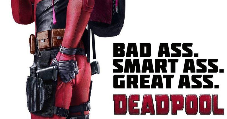 Deadpool Poster Shows Off Wade Wilson's Better Side