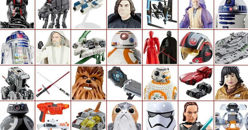 Last Jedi Director Promises No Spoilers in Force Friday Toys