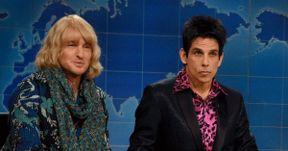 Derek Zoolander & Hansel Stop by SNL to Talk Fashion