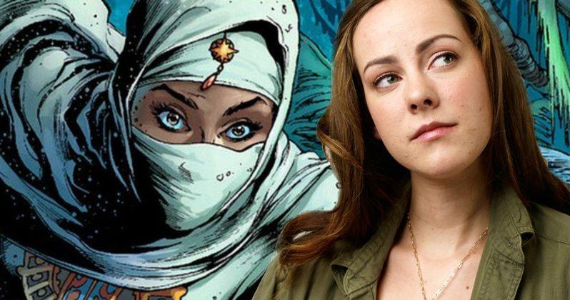 Batman v Superman: Is Jena Malone Playing Kahina the Seer?