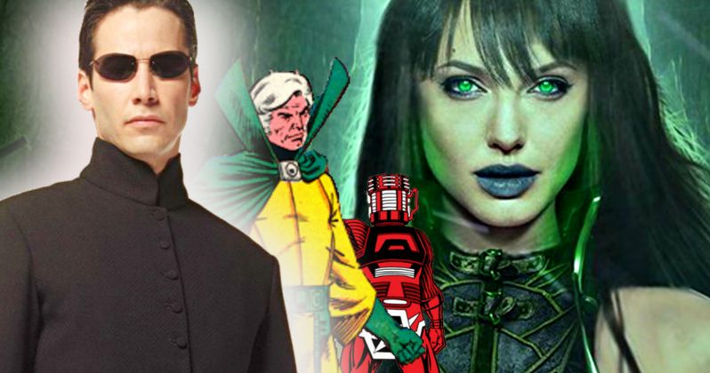 Will The Eternals Finally Bring Keanu Reeves Into the MCU?