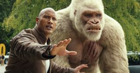 First Rampage Reactions: Does It Break the Video Game Movie Curse?