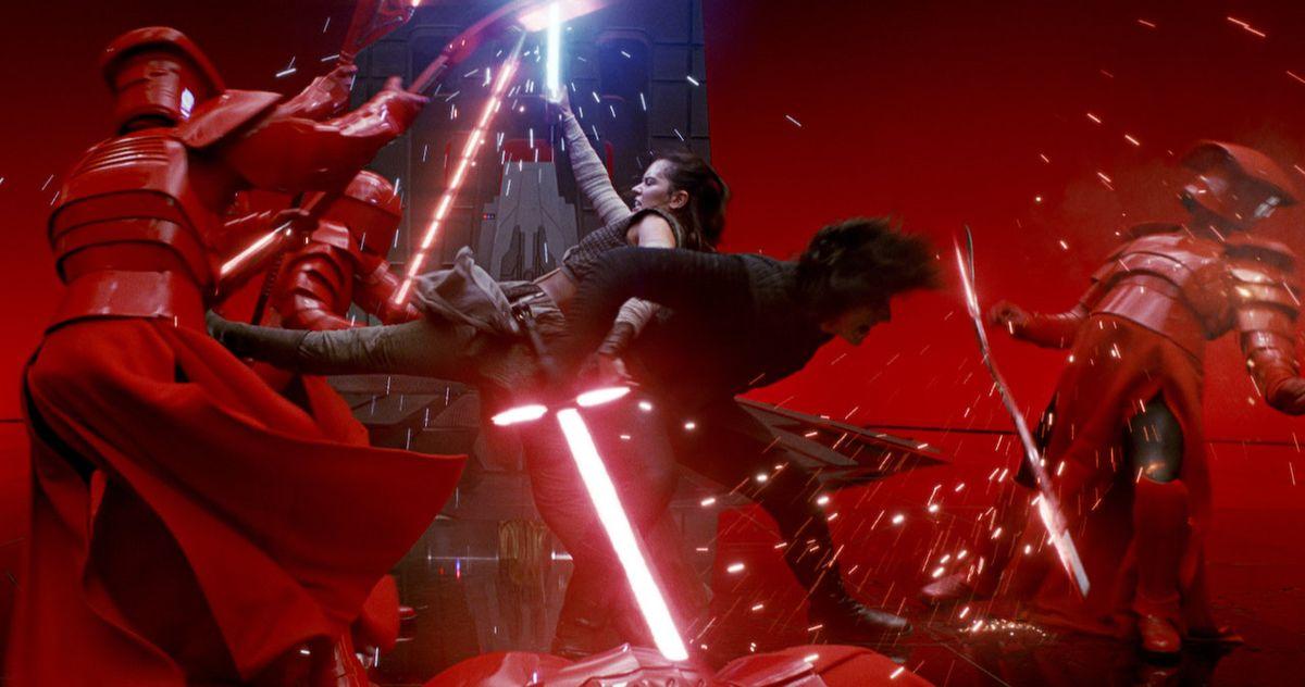 The Last Jedi Moment That Surprised J.J. Abrams the