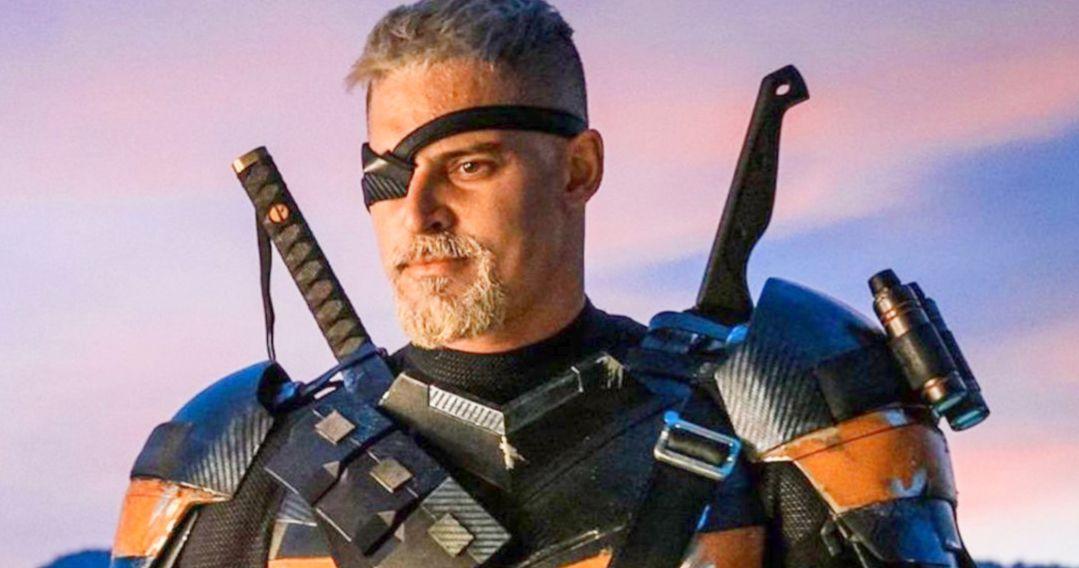 Justice League Snyder Cut Deathstroke Joe Manganiello Joe Manganiello Weighs in on Restored Deathstroke Scene in Zack Snyder's Justice League