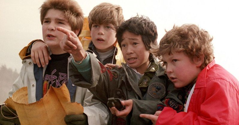 The Goonies 30th Anniversary Plans Revealed