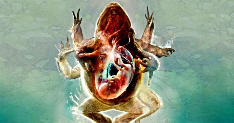 Strange Nature Trailer: Wrestler Johnny Impact Vs. Mutant Frogs
