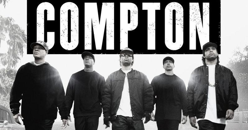 Final Straight Outta Compton Poster Debuts