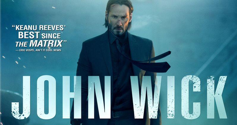 GIVEAWAY: Win John Wick on Blu-ray