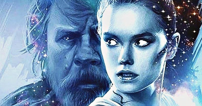 The Secret Behind Luke's Star Wars 8 Necklace Revealed?