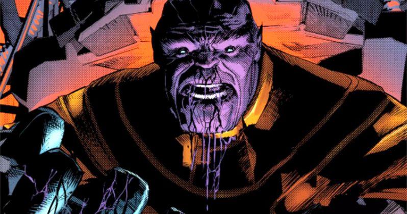 Huge Thanos Spoiler Revealed in New Marvel Comic