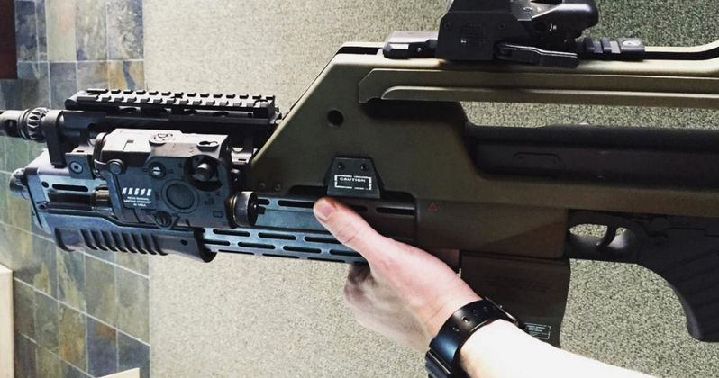 Alien 5 Pulse Rifle Revealed