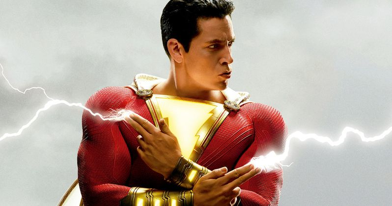 Shazam! Electrifies the Weekend Box Office with $53.4M Debut